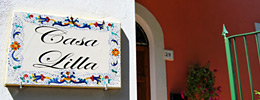 Casa Lilla Bed and Breakfast Acquasparta, Umbria Italy